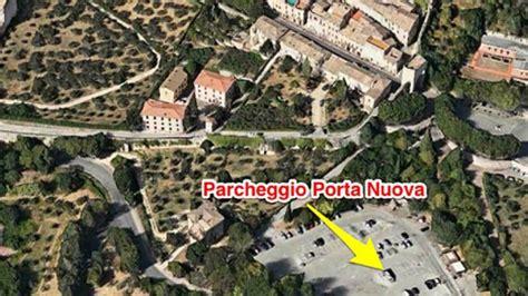 parcheggio porta nuova assisi parcheggio di porta nuova a met 224 2014