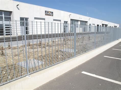 prefab fence sections modular steel fence free by grigliati baldassar