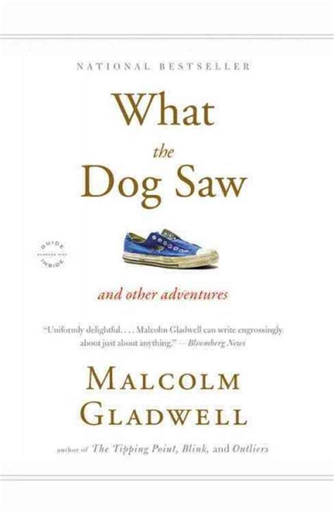 what the saw malcolm gladwell npr