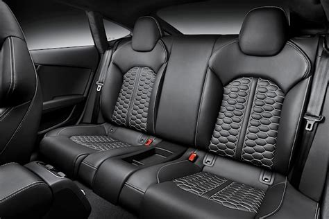 vehicle upholstery 2014 audi rs 7 to feature hexagon pleats