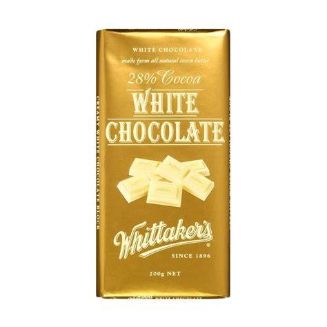 Whittakers Chocolate 200g jual whittakers white chocolate coklat 200 g