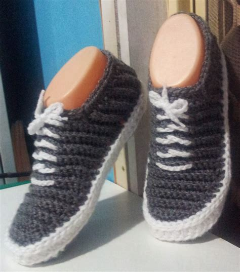 vans slipper pattern free quot vans quot crochet slippers pdf pattern why am i