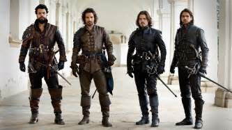 Poll what did you think of the musketeers the hunger