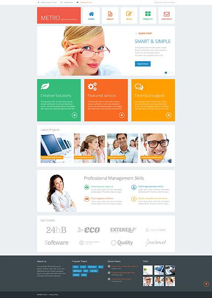 best wordpress templates of 2013 entheos