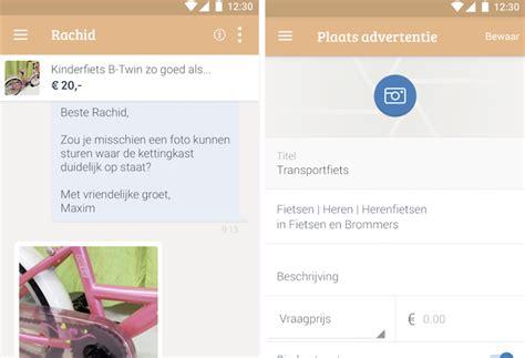 marktplaats plaatsen marktplaats app gratis downloaden voor iphone ipad