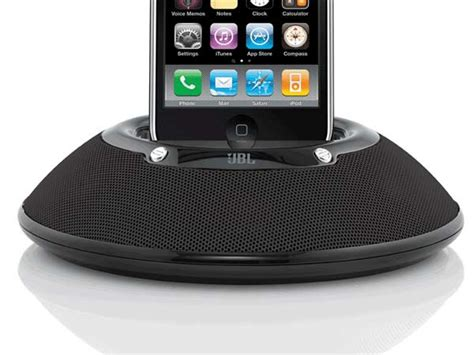 Speaker Jbl Untuk Ipod jbl on stage micro ii speaker system for ipod iphone black 30 pin connector