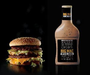 Mcdonalds Special Sauce Giveaway - 10 000 free bottles of big mac special sauce giveaway on 1 26 free product sles