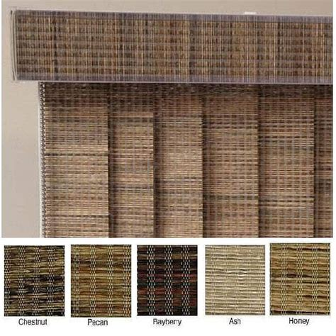 34 X 72 Blinds Edinborough Fabric Vertical Blinds And Valance 100 In W