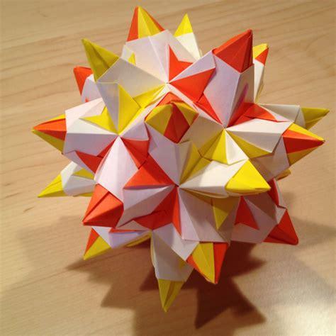 Folded Origami - origami bascetta paolo bascetta folded by dean