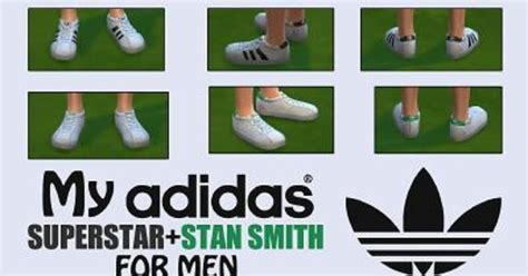 Harga Nike Y3 adidas superstar sims 4