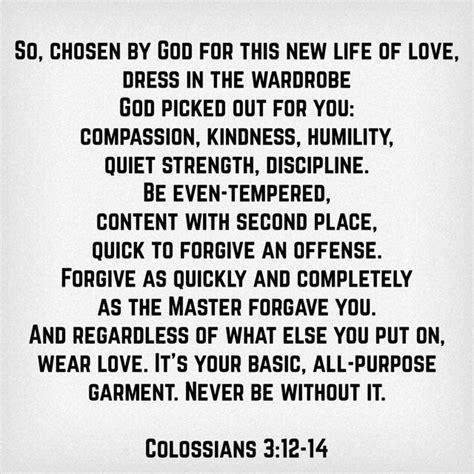 Wedding Bible Verses Nkjv by Best 20 Colossians 3 12 14 Ideas On Nkjv