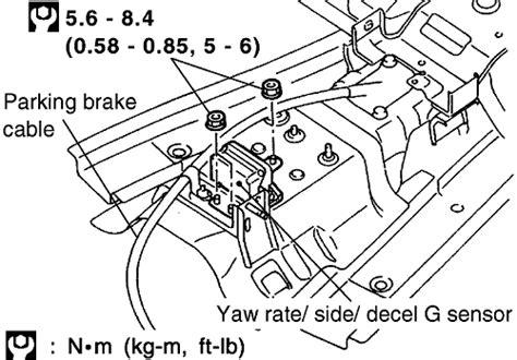 repair anti lock braking 2003 nissan sentra free book repair manuals repair guides anti lock brake system sensor decel click image wiring diagram library