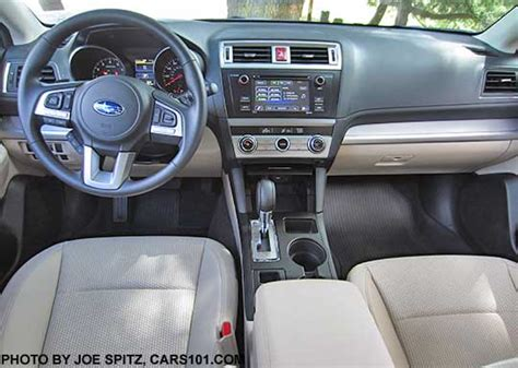 subaru outback 2016 interior 2016 outback interior photographs and images