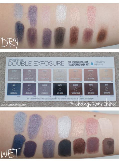 smashbox double exposure makeup tutorial smashbox double exposure review kirei makeup