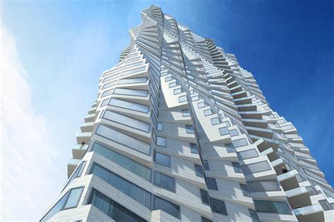 Folsom Bay Tower | Architect Magazine | Studio Gang ... O Block Gang Sign
