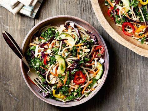 noodle salad recipes asian noodle salad recipe ree drummond food network