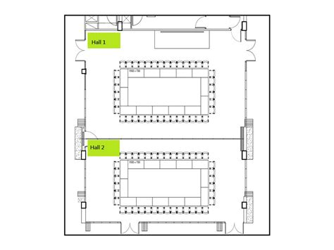 Multi Purpose Hall Floor Plan | multi purpose hall