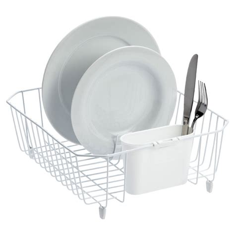 Kitchen Sink Dish Drainers Sink Dish Drainer The Container Store