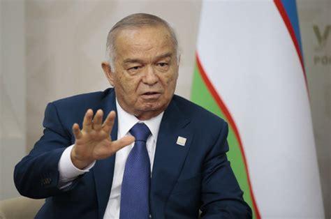 uzbek strongman leader islam karimov dies politics news uzbekistan president islam karimov dies after short