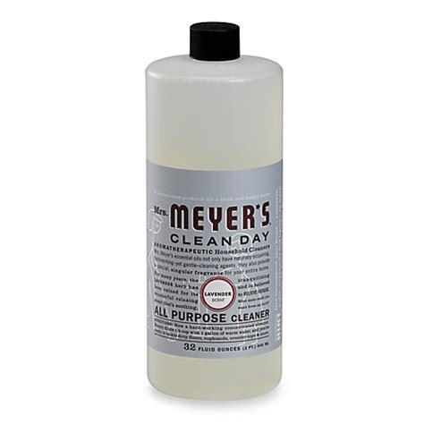 meyers bathroom cleaner mrs meyer s 174 clean day aromatherapeutic lavender cleaning