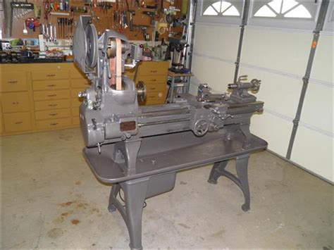 antique ls for sale restored vintage sheldon 11 quot x 34 quot metal lathe us 1 795