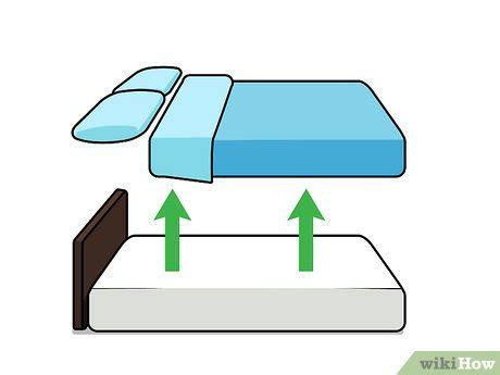 matratze schimmel reinigen eine matratze reinigen wikihow