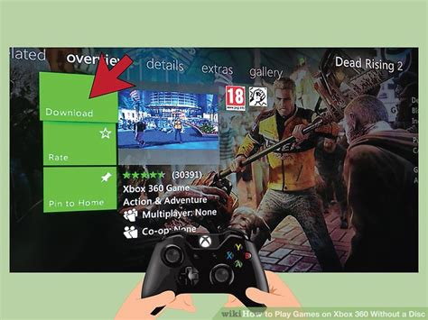 format video xbox 360 can play 4 ways to play games on xbox 360 without a disc wikihow