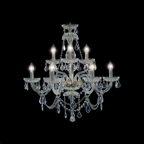 Chandelier Swarovski Chandeliers Theresia Design With Swarovski Crystals Magnificant Ideas