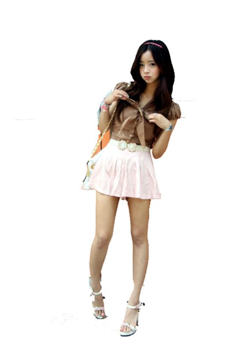 new girl png ulzzang png by babytony on deviantart