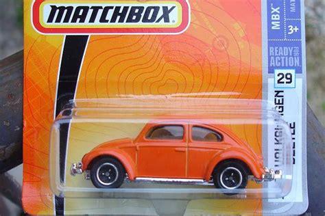 Matchbox 62 Vw Beetle 07 miniatures 3 pouces 3 inches models autres 233 chelles