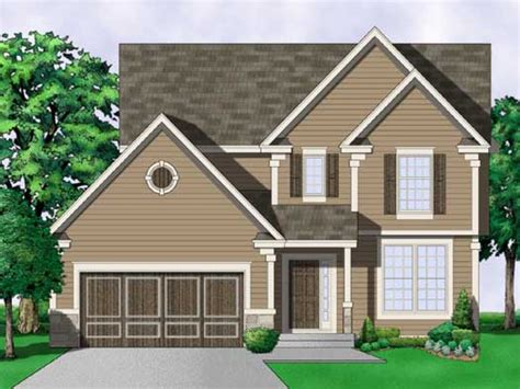 Colonial Houseplans by 2 Story Southern Colonial House Plans Colonial House Plans