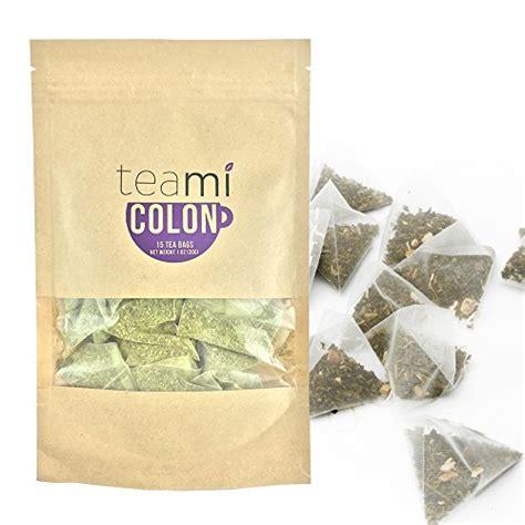 Teami Tea Detox Weight Loss by Premium Colon Detox Tea By Teami Blends Best Blend For