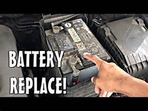 vw golf mk5 battery replacement also audi a3 skoda seat