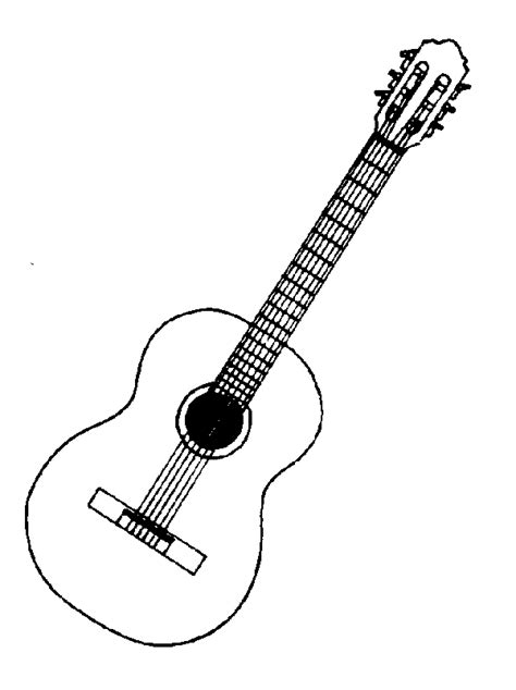 printable guitar images of guitars clipart best clipart panda free clipart