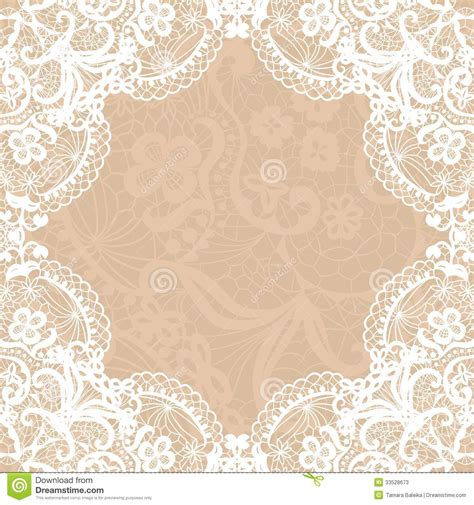Vintage Invitations Templates vintage lace wedding invitations template best template