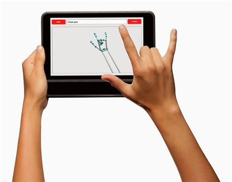 a deaf assistive technology uni a device that converts sign language to speech