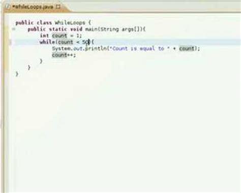 patterns in java using while loop java programming tutorial 24 do while loops doovi
