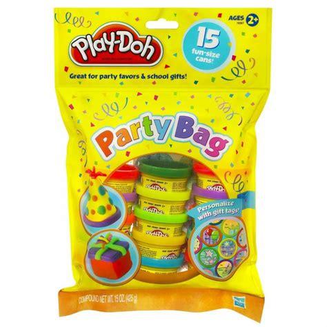 Play Doh Bag play doh bag dough birthday school on the go