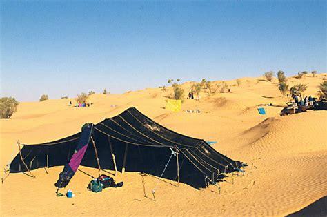 tende beduine tunisie