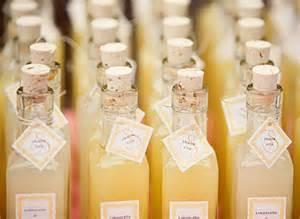 Lemon Themed Favors by Wedding Blogs Lemon Themed Wedding Details