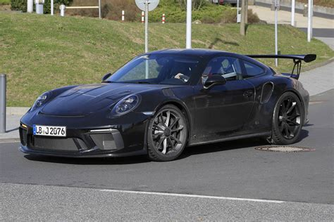 porsche gt3 rs 2019 porsche 911 gt3 rs 4 2 latest spy shots gtspirit