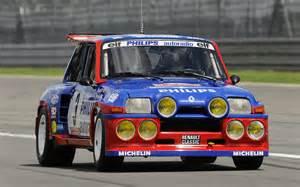Renault 5 Maxi 3 Im 225 Genes Renault 5 Maxi Turbo Que Deber 237 As Utilizar