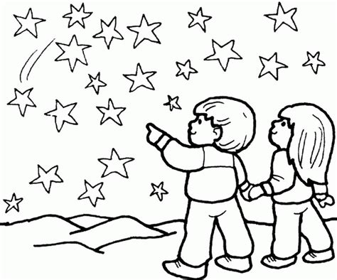 star coloring pages for preschoolers az coloring pages