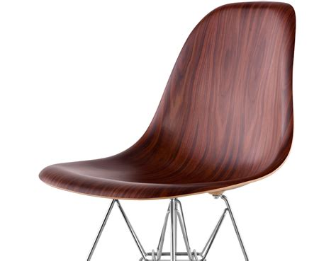 eames wire side eames 174 molded wood side chair with wire base hivemodern com