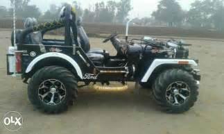 Mahindra Jeep Jeep Willys Mahindra Bolero Di Turbo Hyderabad Cars