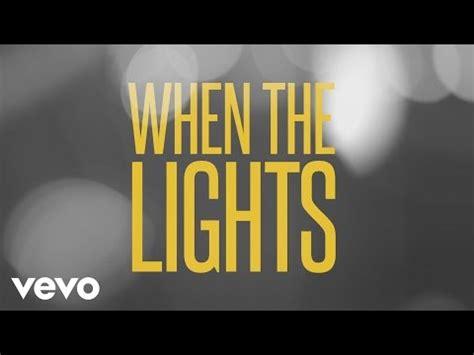 When The Lights Go Out Lyrics by Jason Aldean When The Lights Go Out Lyrics Letssingit