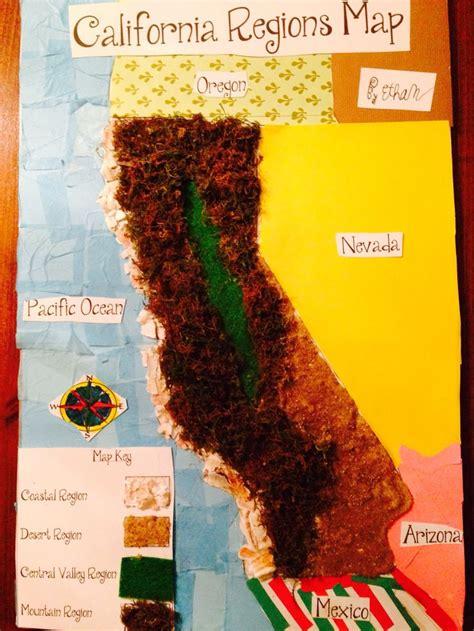 california map regions 4th grade best 25 california regions ideas on latitude