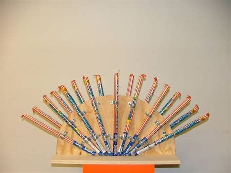 Firework Racks by How To Shoot Fireworks Displays Like The Pros Us