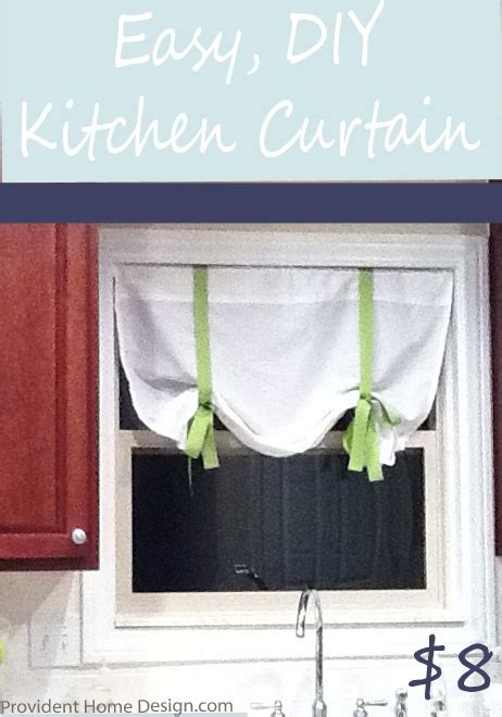 easy diy kitchen curtains i could make that easy to make kitchen curtains curtain menzilperde net