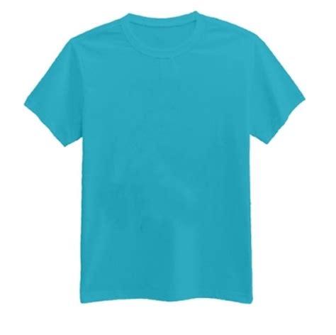 Kaos Polos O Neck Biru Turkis Gelap Ukuran Cotton Combed 20s kaos polos warna biru turkis muda oblong biru turkis